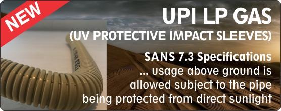 UV LPGas Sleeves